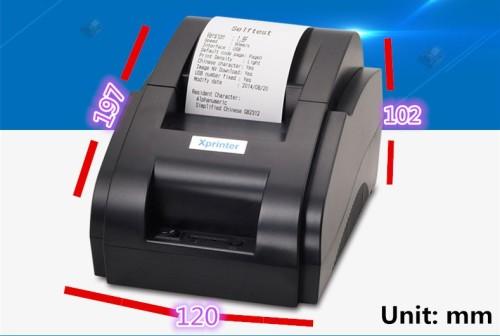 xprinter xp 58iih driver download