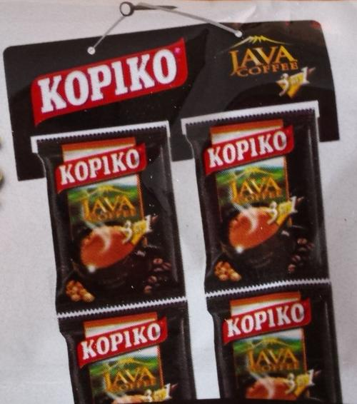 kopiko instant coffee Enjoy a hit of caffeine on the go with these kopiko classic coffee shot lollies.