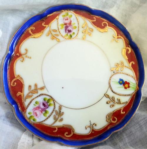 Oriental Porcelain - BEAUTIFUL KUSOMOTO FINE CHINA, HAND