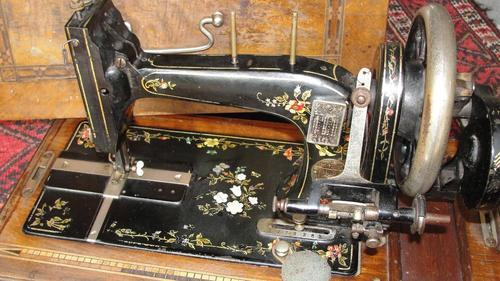Other Antiques Collectables GERMAN MAKE GRITZNER DURLACH OVER Impressive Gritzner Sewing Machine Price