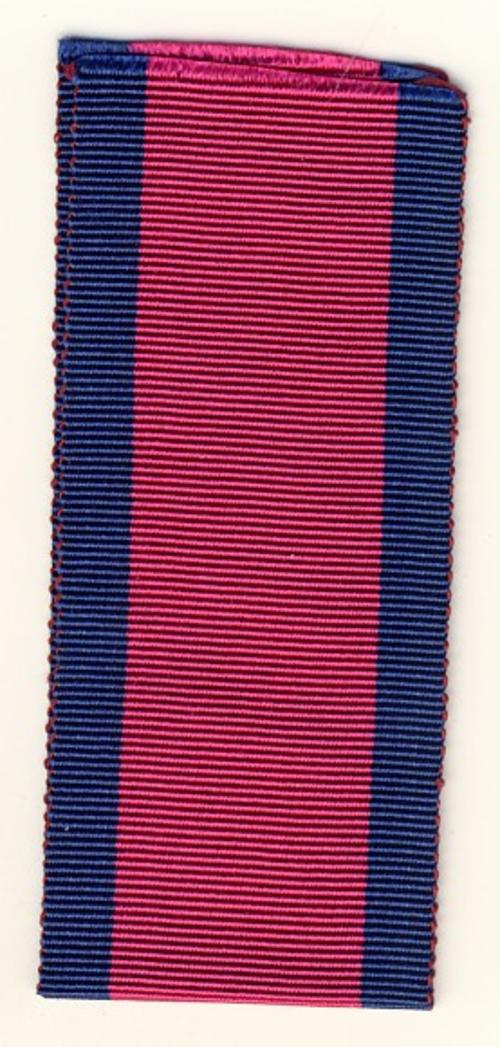 Military General Service Medal ribbon - 6 inches - as per scan