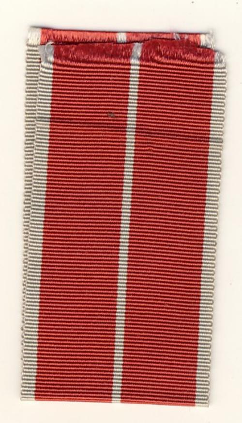 Order of the British Empire Civil - 2nd type ( Military ) 38cm x 145cm - as per scan
