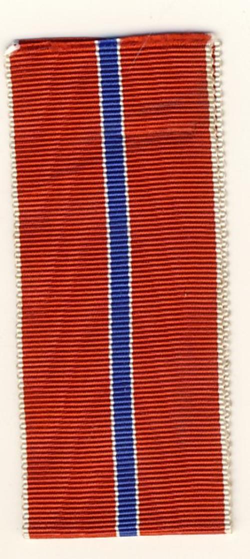 America Bronze Star ribbon - 6 inches