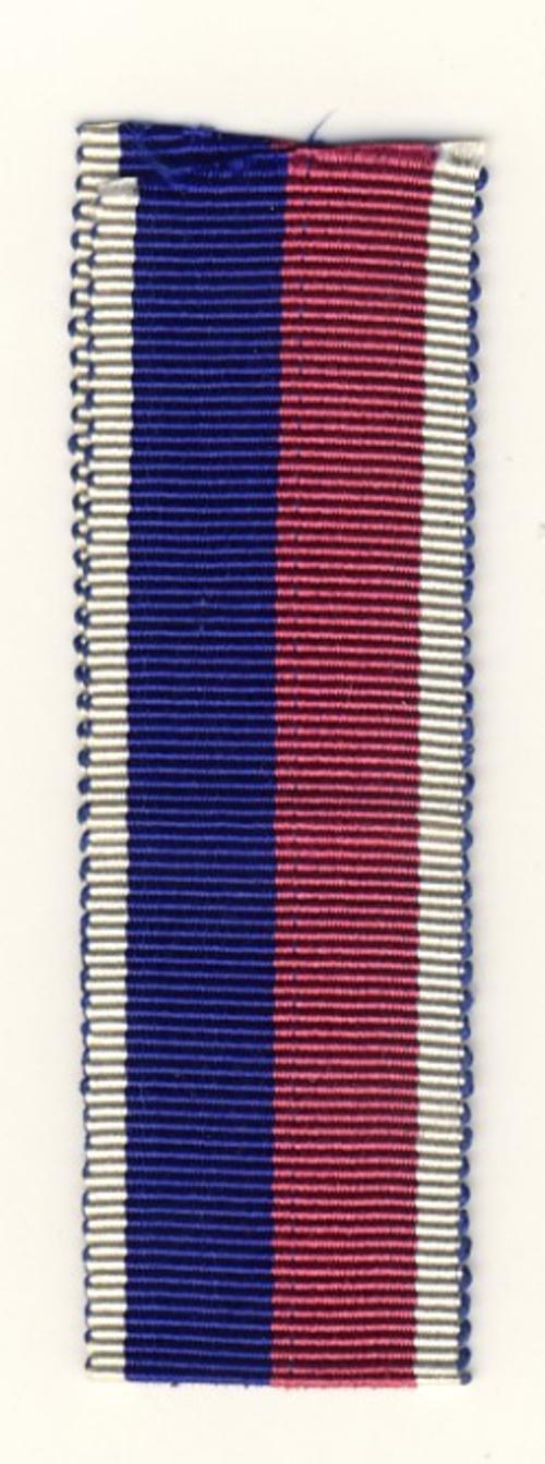 RAF Long Service & Good Conduct medal ribbon - Miniature - 10cm - as per scan