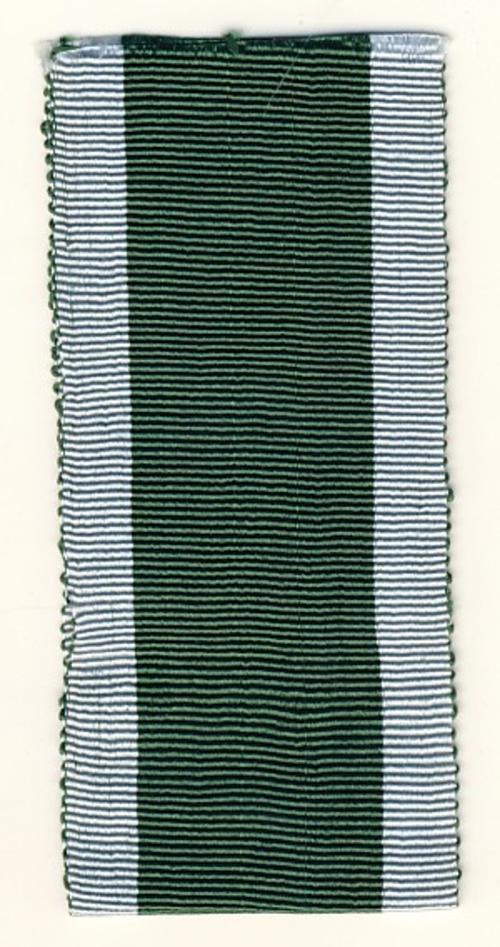 Royal Naval decoration ribbon - 6 inches