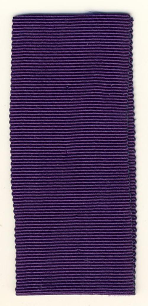 Order of British India ribbon ( 2nd Class ) 6 inches