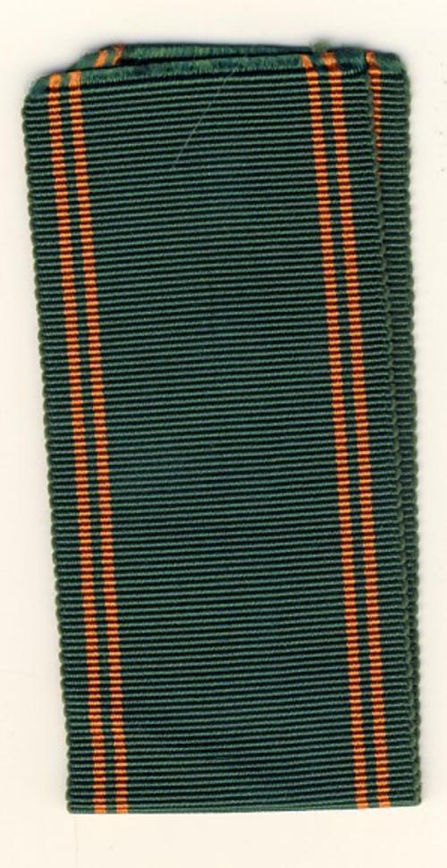 SADF Troue Diens Medalje  - Silver - ribbon