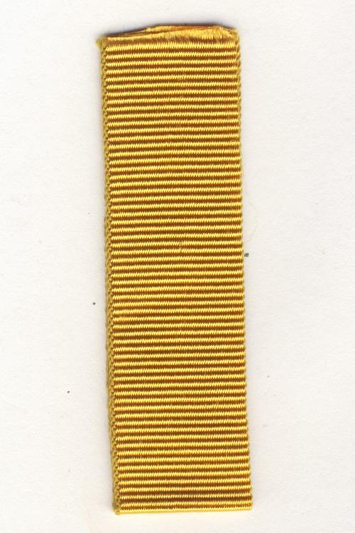 Rhodesia Badge of honour miniature ribbon