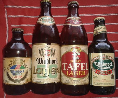 Bar Accessories - WINDHOEK & TAFEL LAGER - THESE ARE ...