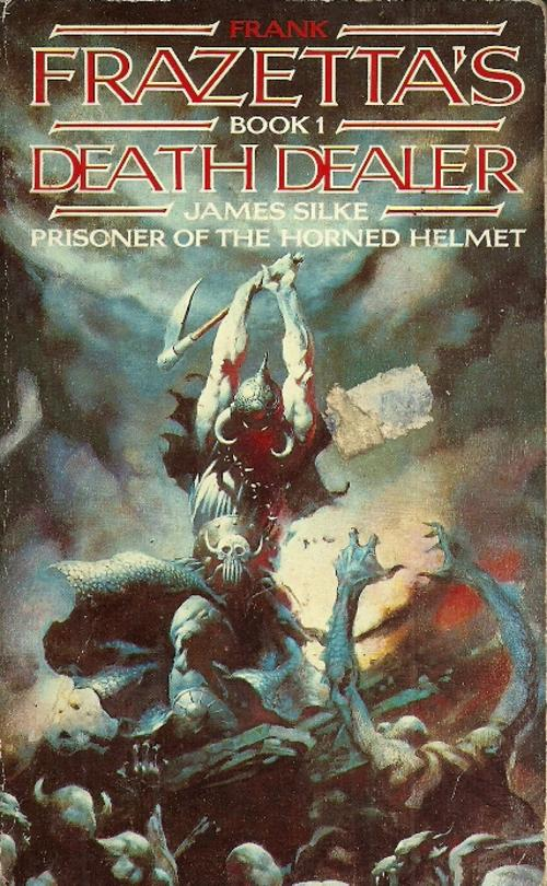 Death Dealer Frank Frazetta