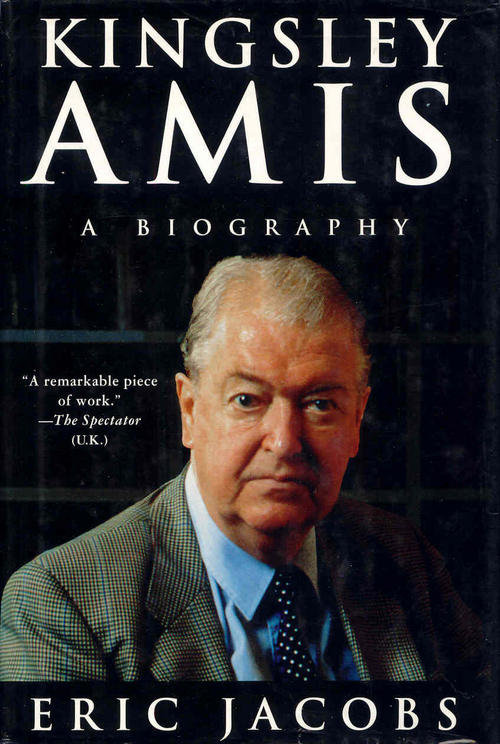 an introduction to the life of kingsley amis