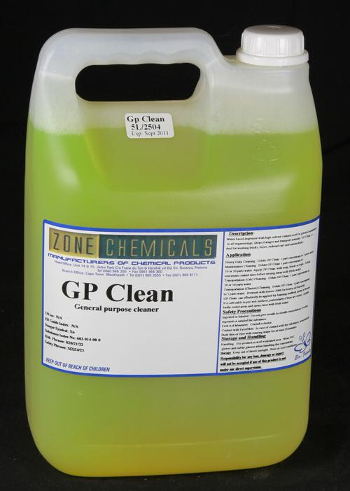 Cleaning Supplies Gp Clean Excellent General Purpose