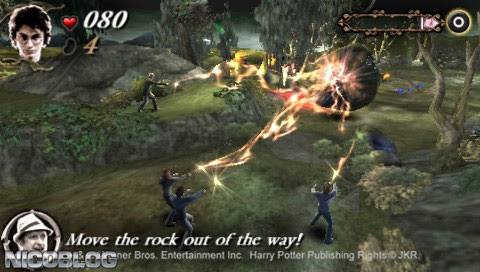 harry potter and the goblet of fire videogame