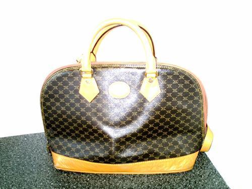 100 Genuine Luigi Designer Leather Handbag Italian Design