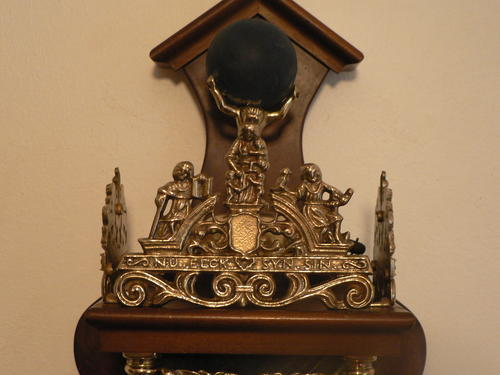 Cuckoo Amp Wall Clocks Reduced Antique Dutch Zaandam