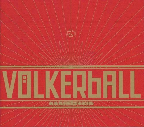 Heavy Metal - RAMMSTEIN: VOLKERBALL - E U  UNIVERSAL