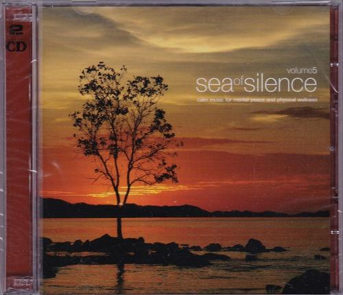 VARIOUS ARTISTS: SEA OF SILENCE VOLUME 5 - German MORE MUSIC AND MEDIA /  SONY BMG 2CD, new, sealed