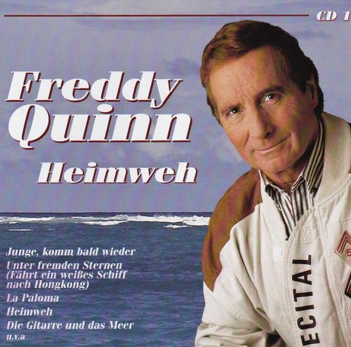 other music cds freddy quinn cd 1 of 3 heimweh e u. Black Bedroom Furniture Sets. Home Design Ideas