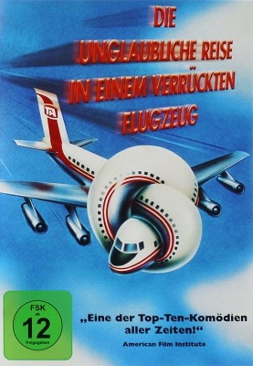 Unglaubliche Reise In Einem Verrückten Flugzeug