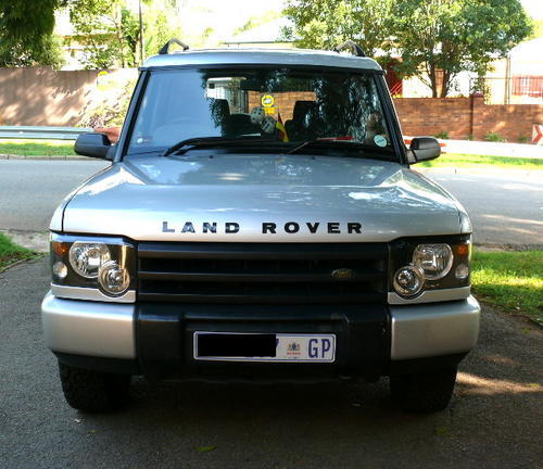 2003 Land Rover Discovery II Gs Td5 A/T