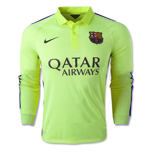 buy popular c28f1 abfd0 Real Madrid / Barcelona Long Sleeve Football Tops - Free Shipping