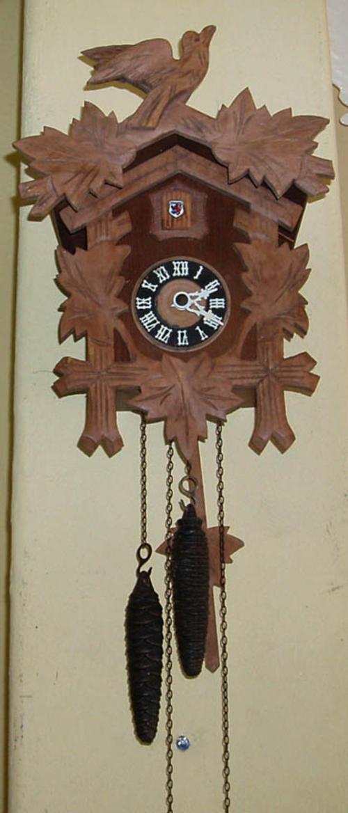 Cuckoo Amp Wall Clocks Genuine Original Swiss Perfect