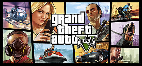 Games - Grand Theft Auto V + Great White Shark Card Bundle (Rockstar