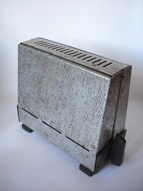1960s Toaster With Bread ~ Appliances vintage s toaster made in gdr ddr