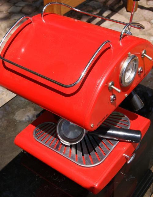 Tea & Coffee Makers - Ariete 1385 Inox Cafe Retro Espresso ...