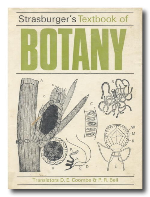 other textbooks educational strasburger s textbook of botany