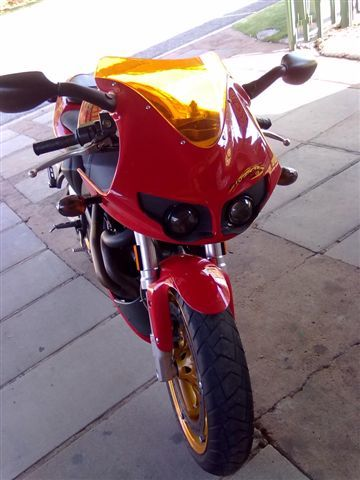Buell XB12R 2004 with racing kit-only 13300km!!! | bidorbuy co za