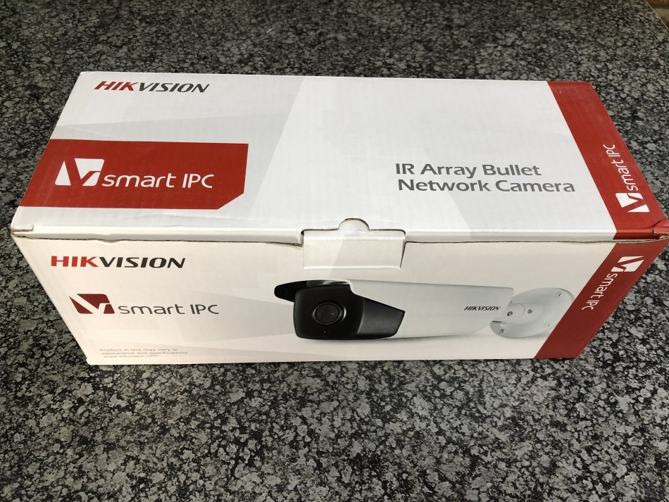 Surveillance Cameras - Hikvision DS-2CD4A26FWD - 2MP ANPR