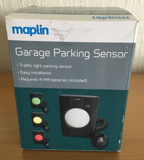 Stop Light For Garage Wall: Maplin Garage Parking Sensor Light Was