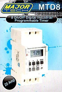 Other Electronics  Digital Programmable Timer  MTD8