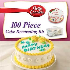 Cake Decorating 100 Piece Cake Decorating Kit Was Sold For R1 00