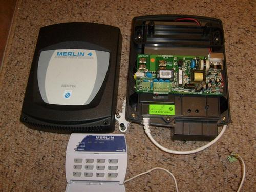 Other home security merlin joule energizer ideal for