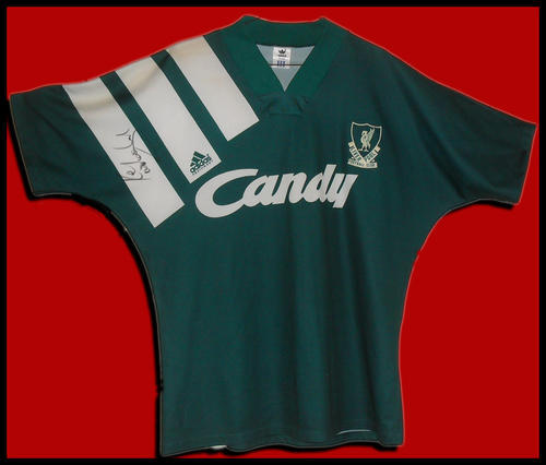 info for 11b86 51635 Kenny Dalglish Liverpool Scotland Signed Shirt - Old Green Candy Away    bidorbuy.co.za