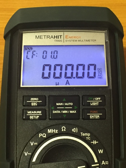 Electrical equipment tools bargain gossen metrawatt bargain gossen metrawatt metrahit energy digital multimeter made in germany fandeluxe Choice Image