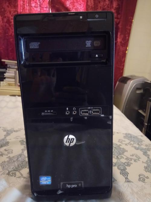 Hp Pro 3500 series I5 pc