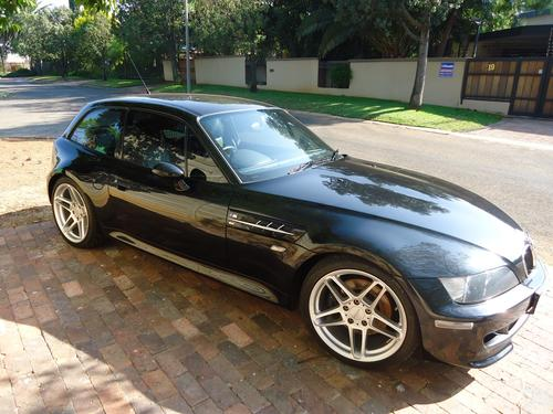 Bmw Bmw Z3 M Coupe Schnitzer Was Listed For R340 000 00