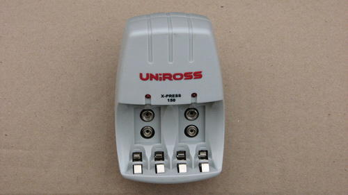 Battery chargers uniross xpress 150 battery charger (aaa, aa.
