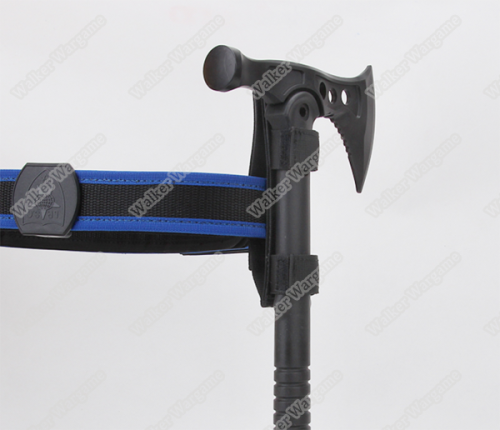 Bayonets - Rubber Training Tactical Tomahawk AXE With Holster