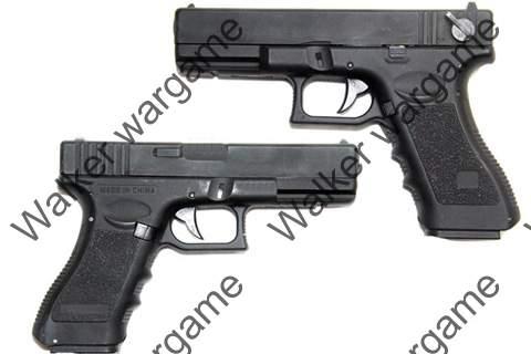 Bb Guns Cyma Glock 18c Fixed Slide Airsoft Electric Pistol Full