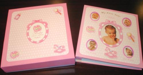 Other Baby My First Year Baby Photo Album Was Sold For R2500 On