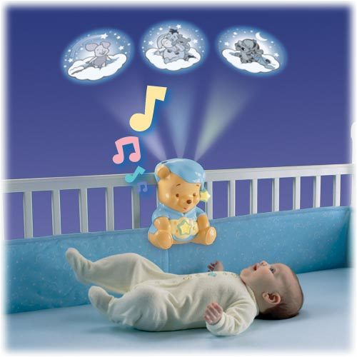 Other Baby Fisher Price Winnie The Pooh Starlight