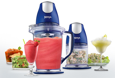 Ninja QB900 Master Prep Blender and Food Processor