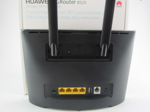 Wireless Routers - HUAWEI B525 WIRELESS ROUTER 4G/5G WITH BATTERY