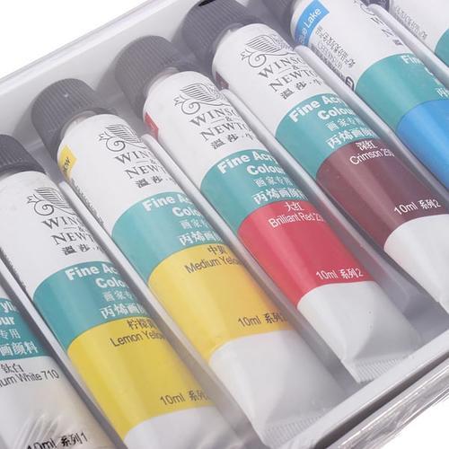 Nails Nail Art Acrylic Paint Winsor Newton Paint Set Was Listed