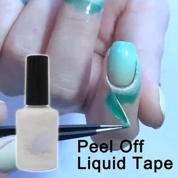 Nails Liquid Palisadenail Polish Barrierliquid Latexliquid Tape