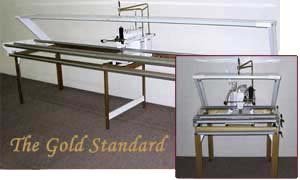Other Quilting Quilting Frame With Machine Was Sold For